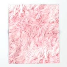 light pink fur blanket pink fur throw white chair large size of faux bedding furry desk