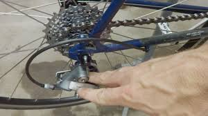 bike gear fix bike rear derailleur that won u0027t shift into highest gear small