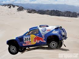 land rover dakar dakar rally volkswagen touareg tdi european car magazine