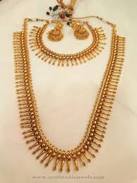 bridal jewelry necklace sets images Kerala bridal jewellery sets wedding jewelry sets kerala and jpg