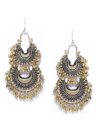 earrings online india earrings buy earring online in india myntra