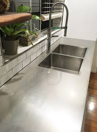 Stainless Steel Bench With Sink Benefits Of Stainless Steel Kitchen Benches Southern Stainless