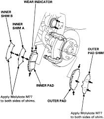 2007 honda accord rotors rdiy replacing front brake pads and rotors on 99 honda accord