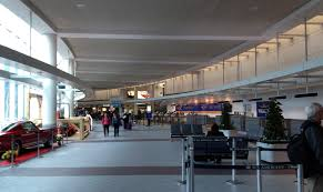 Slc Airport Map Map Of Nyc Commuter Rail Stations Lines Airport Terminal Maps