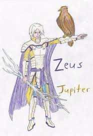 picture suggestion for zeus greek god symbol