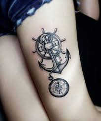 the 25 best nautical tattoos ideas on pinterest nautical tattoo