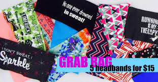 bondi headbands our grab bag is back 5 headbands for bondi band athletic