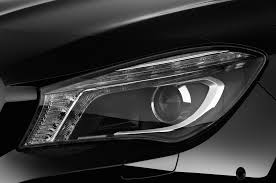 mercedes headlights at night 2014 mercedes benz cla class reviews and rating motor trend