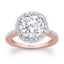 rings gold white images Barkev 39 s rose white gold engagement ring 7839l jpg