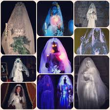 here come the brides haunted mansion disney disneyland the