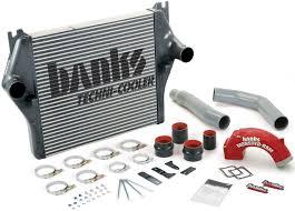 Dodge Ram Cummins Radiator - dodge 5 9l cummins banks techni cooler intercooler system 25980