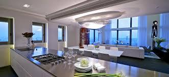 open plan kitchen dining living room modern centerfieldbar com