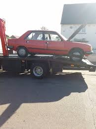 rare classic barnfind peugeot 305 not talbot 504 505 205 309 in