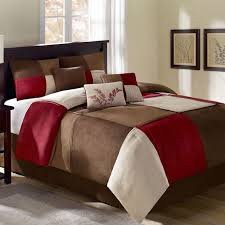 Simple Comforter Sets Comforter Red And Tan Comforter Sets King Comforter Sets Red And