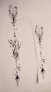 the 25 best arrow tattoo design ideas on pinterest arrow design