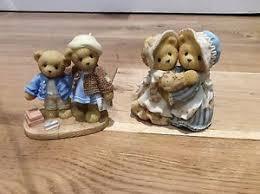 cherished teddies ornaments ebay