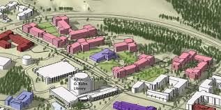 Residential Plan Umbc 2009 Master Plan Update