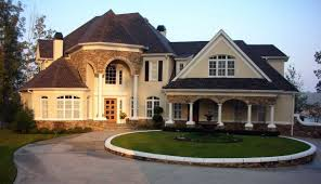 One Level House Plans Apartments New American House Plans Superb Large House Plans