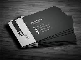 thiết kế card visit đẹp vừa độc đáo vừa mới lạ tại tphcm