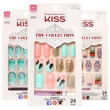 kiss the collection 24 nail kit