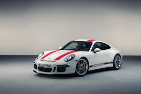 2016 porsche 911 r conceptcarz com