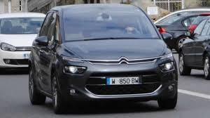 citroen usa 2013 citroen c4 picasso shows its bold new face