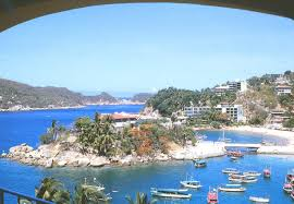 caleta beach acapulco mexico tidal treasures