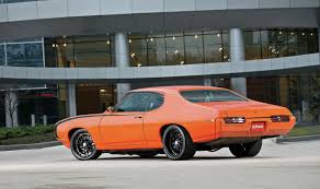 Top Muscle Cars - 1969 pontiac gto russell wells is back on top with this amazing
