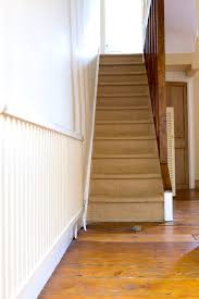 diy project renovating carpeted stairs back to wood welovehome