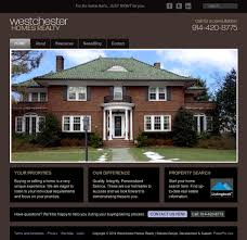 westchester real estate websites web design bay area seo cms