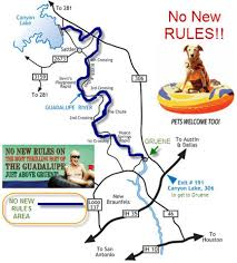 Texas Rivers Map You Can Still Drink Beer In Cans Toobin U0027 In Texas Pinterest