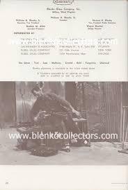fifth avenue catalog sales blenko collector s society 1958 blenko catalog