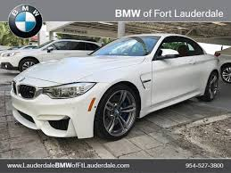 2015 bmw m3 convertible certified used 2015 bmw m4 for sale in fort lauderdale fl