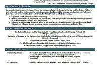New Grad Nurse Resume Download New Grad Rn Resume Haadyaooverbayresort Com