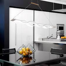 Pendelleuchte Esszimmer Design Kjlars Led Pendelleuchte Esstisch Hängelampe Wohnzimmer Küche Led