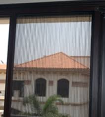 Decorative Window Screens Pleated Net Doors Manufacturers Bangalore Spectra Services