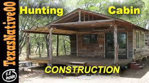 affordable cabin plans hunting cabin construction
