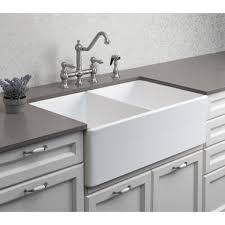 Butler Sinks Australia Novi Double Butler Kitchen Sink - French kitchen sinks