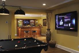 basement remodeling has become a very popular home remodeling