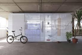 apartment garages a minimalist pop up apartment for bangkok u0027s parking garages news