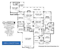 nashville manor house plan house plans by garrell associates inc