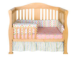 Convertible Crib Bed Davinci 4 In 1 Convertible Crib In W Toddler Rails