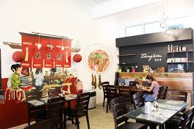 Designing A Restaurant Kitchen Interior Design Student U0027s Pleasing Palettes Take Over Zhing