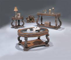 Wooden Carving Furniture Sofa Antique Hand Carved Coffee Table