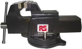 Fuller Bench Vise Rs Pro Bench Vice 152 39mm X 100mm 23 6kg