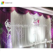Stage Decoration Ideas Shining Fantasy Starlight Wedding Prom Stage Decoration Ideas
