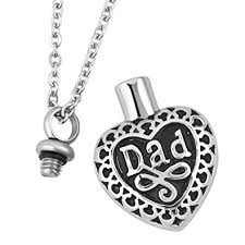 urn necklaces heart cremation jewelry keepsake urn necklaces for ashes memorial