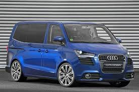 audi t5 audi multivan t5 rendering by cupa design auto