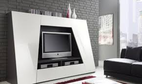 Tv Unit Furniture Online Daiquiri Modern Tv Cabinet And Display Units Combination In White