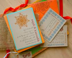 henna wedding invitations boxed wedding invitation boho rustic box wedding invitations